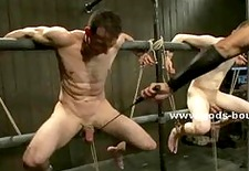 Bondage fantasy becomes reality
