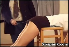 Wild Naughty Spanking Chick Sadistic Sex