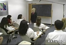 Girls spanked by her teacher 1