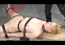 Wasteland Bondage Sex Movie - Evil Awaits for Her (Pt 1)