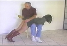 Nwv-379 - Hairbrush Spankings 2003