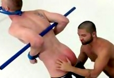 Painful Spanking From Fetish Tyrant Dominic Pacifico