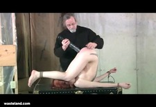 Wasteland Bondage Sex Movie - Leila and Her Trunk(Pt. 1)