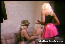 Blondes Debi Diamond and Shelby Stevens team up to