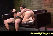 FetishNetwork Kimmy Lee is Tied and Bound Aga