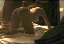 Submissive Heather Doggystyle and BJ