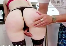 Sexy ass spanking video