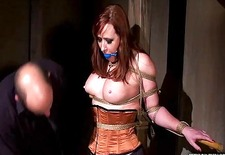 Caned and Humiliated