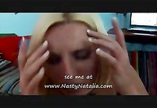 NastyNataia is a slap happy whore