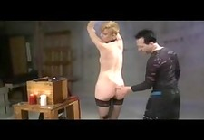 Tied Spanked And Toyed