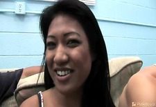 The Squad has a cravin for Asian today, and Lyla Lei is