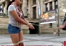 Rubenesque Euroslut gets slammed all over Germany