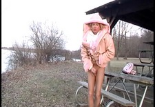 Sissy Slaves Lil Ass Warmed On A Cold Day