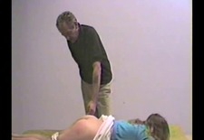 old spanking clips 6